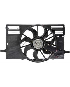 Dorman MOT-621-274 OE Solutions™ Radiator Fan Assembly with Controller Small Image