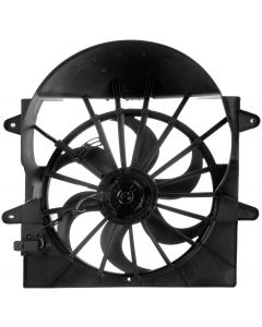 Dorman MOT-621-403 OE Solutions™ Radiator Fan Assembly with Resistor Small Image