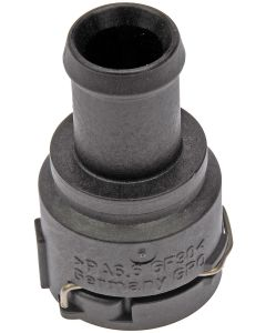 Dorman MOT-627-002 OE Solutions™ HVAC Quick Disconnect Straight Heater Hose Barb Connector Small Image