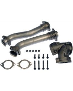 Dorman MOT-679-005 OE Solutions™ Turbocharger Up-Pipe Kit with Hardware & Gaskets Small Image