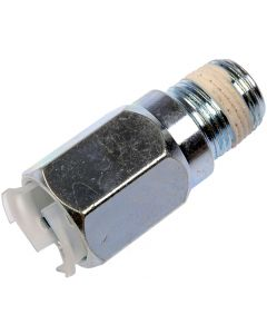 Dorman MOT-800-401 OE Solutions™ HVAC Quick Disconnect Straight Heater Male Thread Hose Connector Small Image