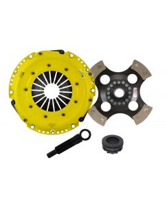 Advanced Clutch Technology ACT-AA1-HDR4 Heavy Duty™ Pressure Plate & Race Series™ Rigid 4-Pad Clutch Kit Small Image