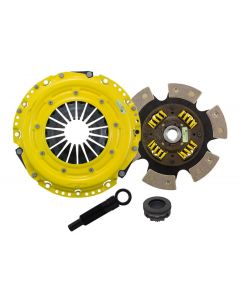 Advanced Clutch Technology ACT-AA2-HDG6 Heavy Duty™ Pressure Plate & Race Series™ Sprung 6-Pad Clutch Kit Small Image