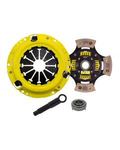 Advanced Clutch Technology ACT-AI1-HDG4 Heavy Duty™ Pressure Plate & Race Series™ Sprung 4-Pad Clutch Kit Small Image