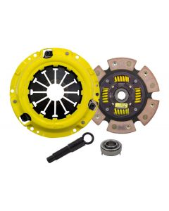 Advanced Clutch Technology ACT-AI1-HDG6 Heavy Duty™ Pressure Plate & Race Series™ Sprung 6-Pad Clutch Kit Small Image
