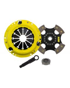 Advanced Clutch Technology ACT-AI1-HDR4 Heavy Duty™ Pressure Plate & Race Series™ Rigid 4-Pad Clutch Kit Small Image