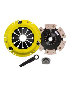 Advanced Clutch Technology ACT-AI1-HDR6 Heavy Duty™ Pressure Plate & Race Series™ Rigid 6-Pad Clutch Kit Small Image