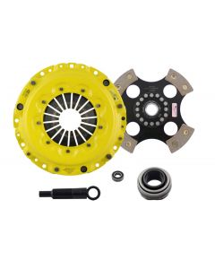 Advanced Clutch Technology ACT-AI2-HDR4 Heavy Duty™ Pressure Plate & Race Series™ Rigid 4-Pad Clutch Kit Small Image