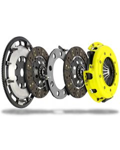 Advanced Clutch Technology ACT-T1R-F04 Twin Disc Heavy Duty™ Race Clutch Kit Small Image