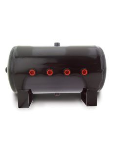 Air Lift ALC-10991 Performance® 5 Gallon Black Powder Coated Air Suspension Compressor Tank Small Image