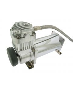 Air Lift ALC-16380 Performance® VIAIR™ 380C 12 Volt Chrome Air Compressor Small Image