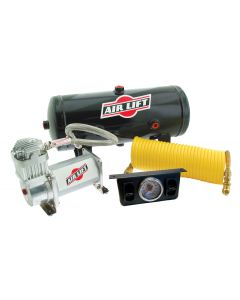 Air Lift ALC-25572 QuickShot™ Heavy Duty On Board Air Compressor Kit Small Image