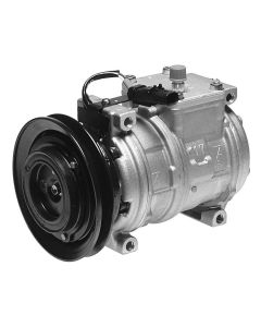 DENSO DEN-471-0107 First Time Fit® A/C Compressor with Clutch Small Image