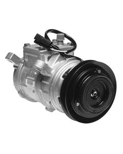 DENSO DEN-471-0111 First Time Fit® A/C Compressor with Clutch Small Image