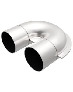 "MagnaFlow MAG-10731 Stainless Steel 180ᄚ Mandrel Bend U-Pipe - (2.5"" DIA) Small Image"