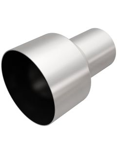 "MagnaFlow MAG-10766 Stainless Steel Exhaust Tip Adapter (3"" ID, 5"" OD, 7"" Length) Small Image"