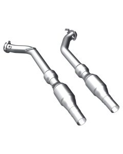 MagnaFlow MAG-16425 Stainless Steel Direct Fit Off-Road Exhaust Pipe Kit Small Image