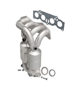 MagnaFlow MAG-23085 Direct Fit Stainless Steel Federal Catalytic Converter with Header Small Image