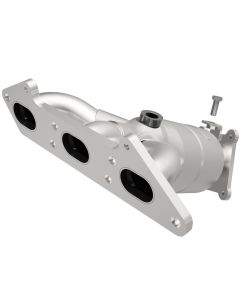 MagnaFlow MAG-23540 Direct Fit Stainless Steel Federal Catalytic Converter with Header Small Image