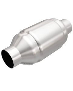 "MagnaFlow MAG-49954 Stainless Federal OEM Grade Catalytic Converter without Sensor Port (2"" IN/2"" OUT) Small Image"