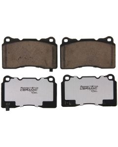 Wagner PSF-PC1001 PerfectStop® Ceramic Brake Pad Set Small Image