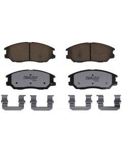 Wagner PSF-PC1013 PerfectStop® Ceramic Brake Pad Set Small Image