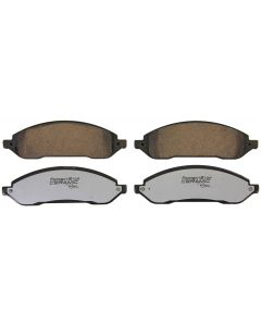 Wagner PSF-PC1022 PerfectStop® Ceramic Brake Pad Set Small Image