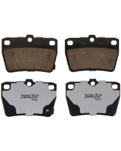 Wagner PSF-PC1051 PerfectStop® Ceramic Brake Pad Set Small Image