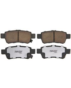 Wagner PSF-PC1088 PerfectStop® Ceramic Brake Pad Set Small Image