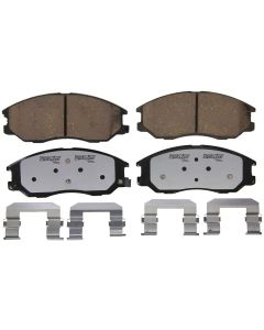 Wagner PSF-PC1097 PerfectStop® Ceramic Brake Pad Set Small Image