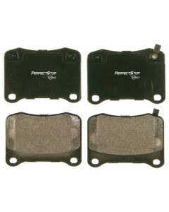 Wagner PSF-PS1366M PerfectStop® Semi-Metallic Brake Pad Set Small Image