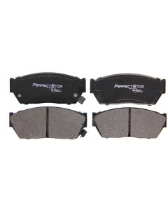 Wagner PSF-PS276M PerfectStop® Semi-Metallic Brake Pad Set Small Image