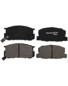 Wagner PSF-PS282M PerfectStop® Semi-Metallic Brake Pad Set Small Image