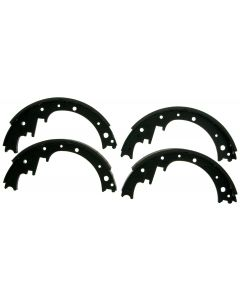 Wagner PSF-PSS33R PerfectStop® Drum Brake Shoe Set Small Image