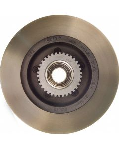 Wagner WAG-BD125170 Premium Disc Brake Rotor & Hub Assembly Small Image