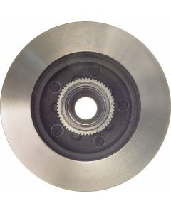 Wagner WAG-BD125172 Premium Disc Brake Rotor & Hub Assembly Small Image