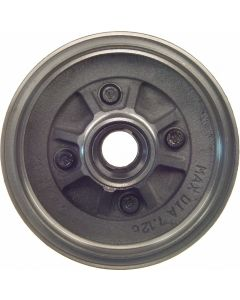 Wagner WAG-BD125355 Premium Brake Drum Small Image