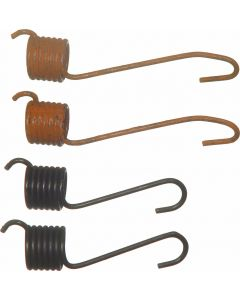 Wagner WAG-H348 Drum Brake Shoe Return Spring Kit Small Image