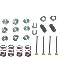 Wagner WAG-H4079 Drum Brake Shoe Hold Down Kit Small Image