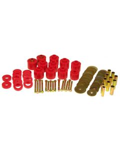 Prothane PTN-1-110 Red Lift Body Mount Bushing Kit Small Image