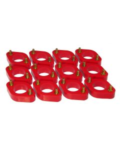 Prothane PTN-1-116 Red Lift Body Mount Bushing Kit Small Image