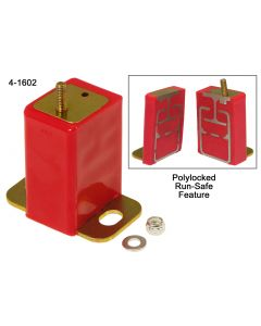 Prothane PTN-4-1602 Red Transmission Mounts Small Image