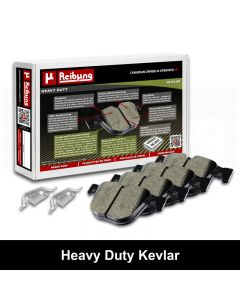 Reibung REI-BPDHDKV18320 Heavy Duty Kevlar Brake Pad Set Small Image
