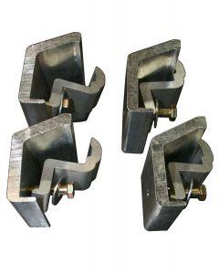 TruXedo TXO-1117458 TonneauMate® Tonneau Cover Clamp Kit Small Image