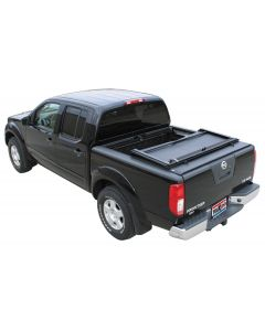 TruXedo TXO-707701 Deuce™ 2-in-1 Soft Roll-Up/Hinged Tonneau Cover Small Image