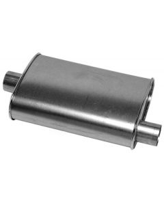 Walker WAL-17611 Installer Turbo OEM Standard Oval Reversible Muffler Small Image
