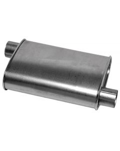 Walker WAL-17612 Installer Turbo OEM Standard Oval Reversible Muffler Small Image