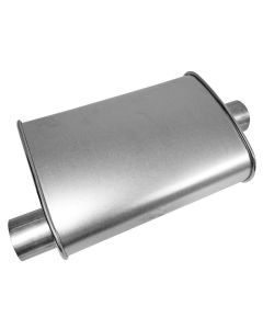 Walker WAL-17615 Installer Turbo OEM Standard Oval Reversible Muffler Small Image
