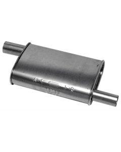 Walker WAL-17897 Pro-Fit® Universal OEM Standard Oval Muffler Small Image