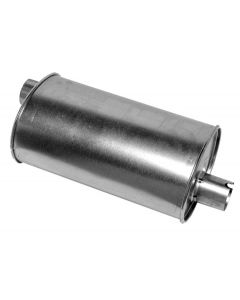 Walker WAL-21093 Quiet-Flow® SS Stainless Steel OEM Standard Oval Muffler Small Image